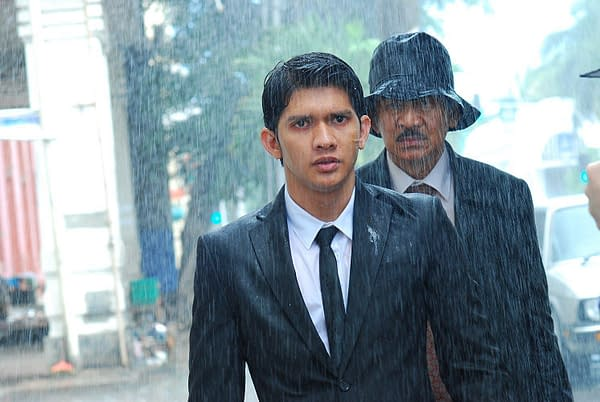 Iko Uwais Leads Netflix's New Martial Arts Sci-Fi Crime Drama