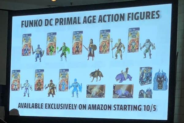 DC Meet the Publishers Slide 1