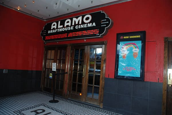 Alamo Drafthouse Will Require Masks When Reopening, So Now Will AMC