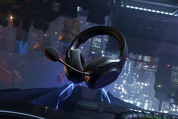 A look at the Barracuda X Wireless Gaming Headset, courtesy of Razer.