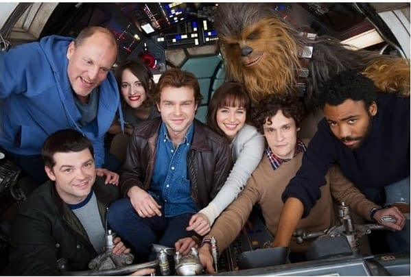 Directors Lord, Miller Off 'Untitled Han Solo' Film Due To 'Creative Differences'