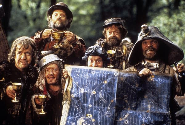 Apple Closing Deal for TV Rights to 'Time Bandits', Plans for Series