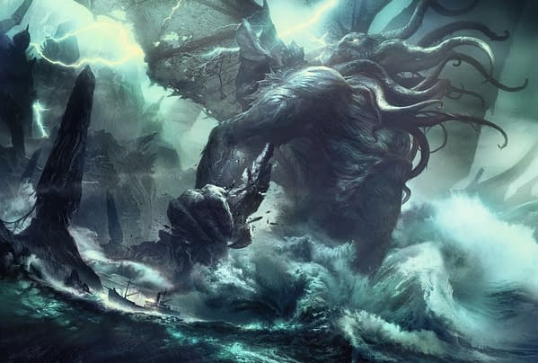 Free League Publishing to Host a Kickstarter for Call of Cthulhu