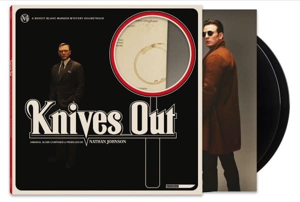 Mondo Music Release of the Week: Knives Out!
