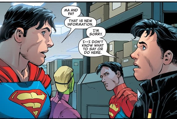 Today More DC Comics Characters Realise They Were Rebooted (Spoilers)