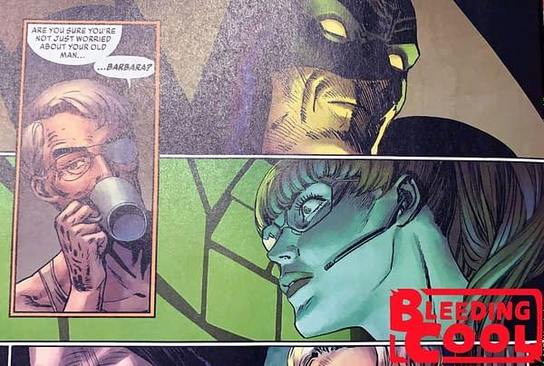 Gotham Gossip: Jim Gordon, Barbara Gordon and Batgirl (Spoilers)