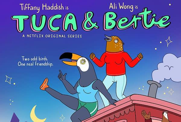 Tuca & Bertie: Adult Swim Sets Second Season Premiere For June 13th