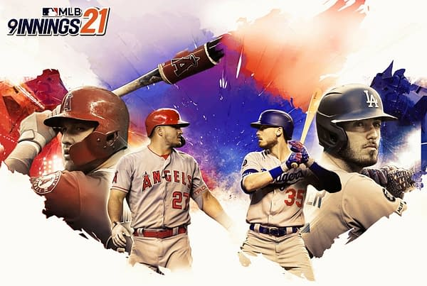 Celebrate five years of mobile baseball play in the middle of the post-season, courtesy of Com2uS.