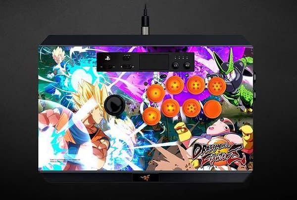 Razer Reveals Special Dragon Ball FighterZ Arcade Sticks