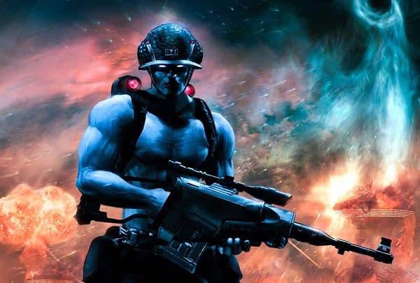 Rebellion Buys a Studio for 'Judge Dredd: Mega City One', 'Rogue Trooper'