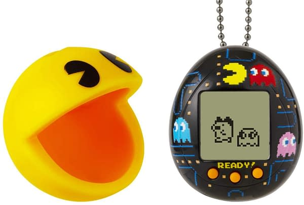 "Power Up With ""Pac-Man"" Tamagotchi, Out This March"