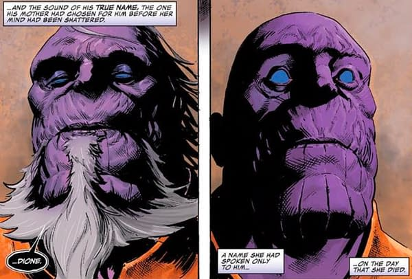 """Revelation of Thanos's """"Real"""" Name Sparks Internet Controversy [Spoilers]"""