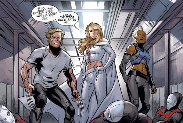 X-ual Healing: An End to Sustainable Genocide in X-Men Blue #28