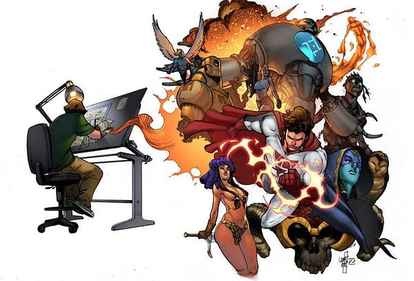 After Marvel Legacy, What Is Marvel's Next Big Thing? And Is Pepe Larraz Drawing It?