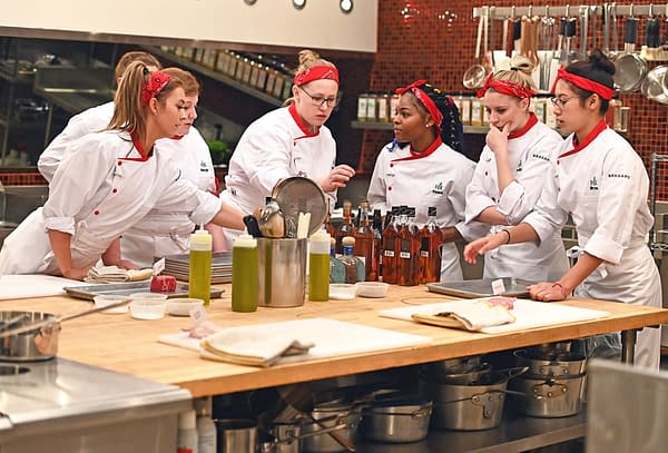 Hell's Kitchen Season 20 Preview: Young Guns Face First Dinner Service