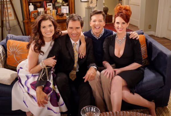 Will & Grace Revival Gets Season 2 Expansion and Season 3 Renewal