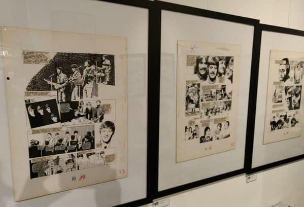 Rebellion Brings British Comics History to Orbital Comics Gallery