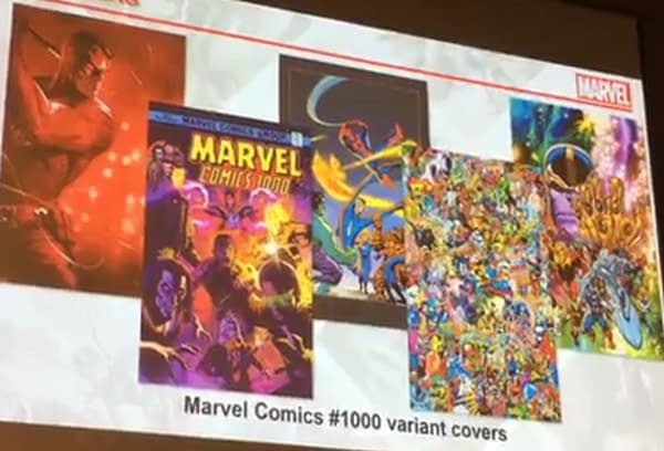 Marvel Comics #1001 Will Be Followed By Marvel Comics #1001