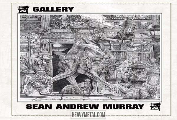 KevIn Eastman, On Finding Out He Was No Longer Publisher of Heavy Metal Magazine