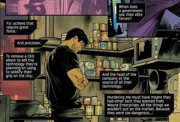 Bruce Wayne Dark Detective Future State Spoilers
