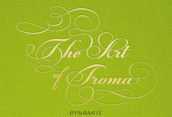 Dynamite Announces 'The Art of Troma' Written by Fred Van Lente