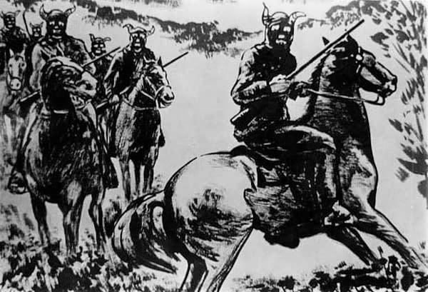 Batman 1839, Part 1: Mad Men of Gotham