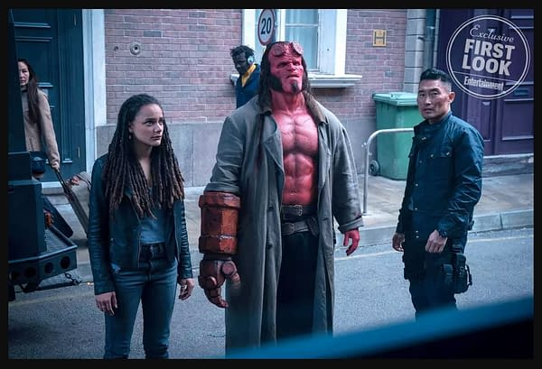 First Look at 'Hellboy' and the B.P.R.D.