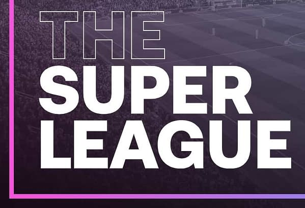 New Football Super League is Soccer Equivalent of Image Comics in 1992