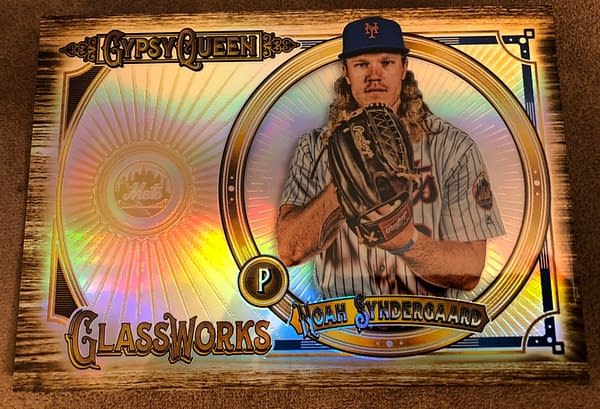 2018 Topps Gypsy Queen 1