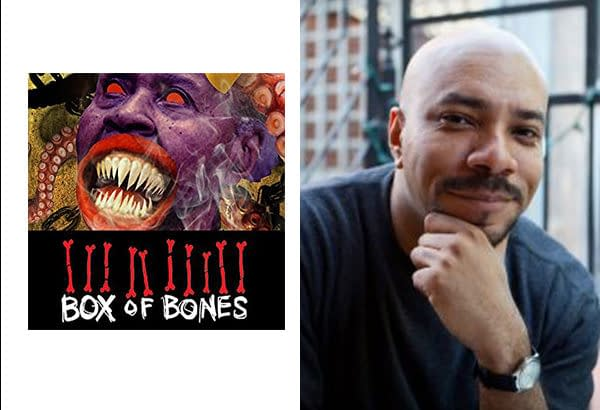 Dieselfunk Dispatch: John Jennings Talks Box of Bones and Making Monstrosities