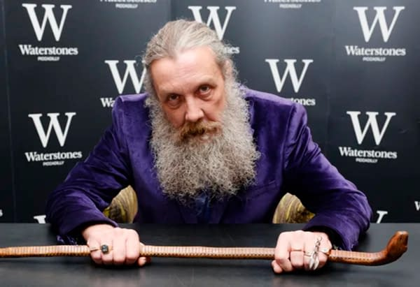 Leah Moore Tells Us All How Comics Broke Alan Moore