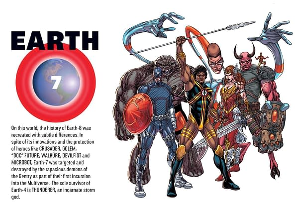 The Multiversity - Guidebook #1 (2015) - Page 31