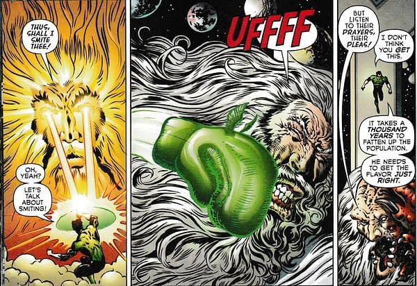 Hal Jordan Crosses the Thin Green Line in The Green Lantern #3 (Spoilers)