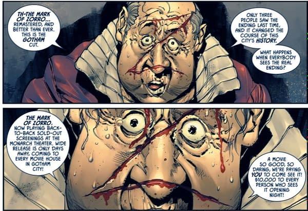 The Joker War Rewrites The Mark Of Zorro Origin (Batman #96 Spoilers)