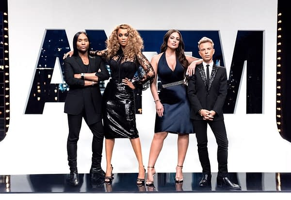 Let's Talk ABout America's Next Top Model Cycle 24 Episode 2