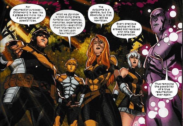 Mutants, Don't Die On Otherworld, Or Else