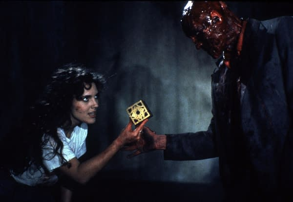 Why We Deserve Another Hellraiser Story with Kirsty Cotton