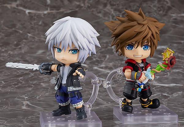 Kingdom Hearts III Riku Saves the Day With Good Smile Company