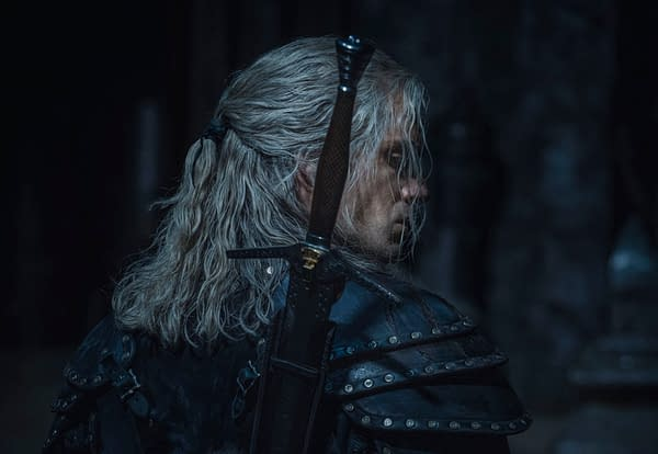 The Witcher offered early looks at the second season. (Image: Netflix)