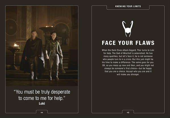Marvel Studios Encourages You To Be More Loki