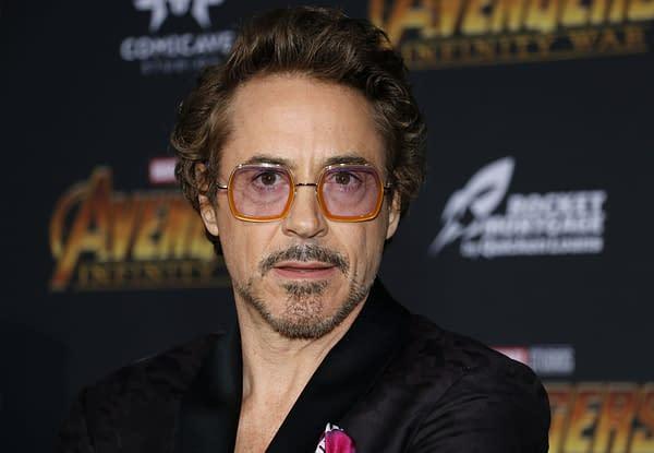 Robert Downey Jr.'s Moving Speech During Avengers: Infinity War Premiere