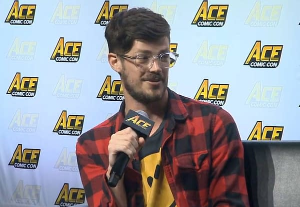 Grant Gustin Talks All Things 'The Flash' in Seattle This Past Weekend
