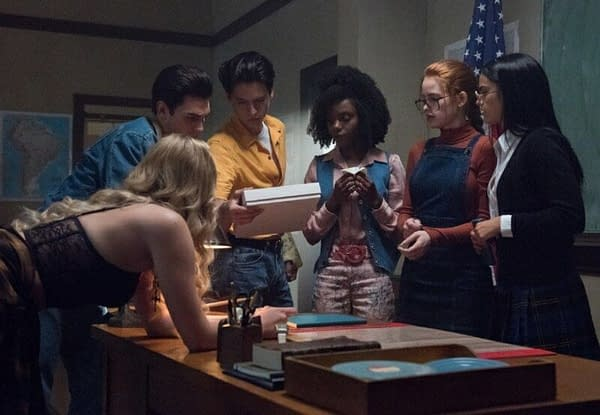 Riverdale The Midnight Club Still 5