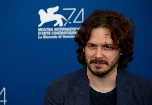 A look at Edgar Wright from the red carpet, image courtesy of Matteo Chinellato / Shutterstock.com.