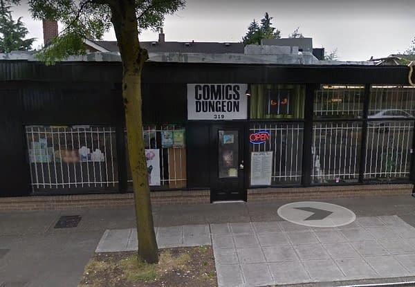 Five Comic Book Stores Announce Permanent Closure.