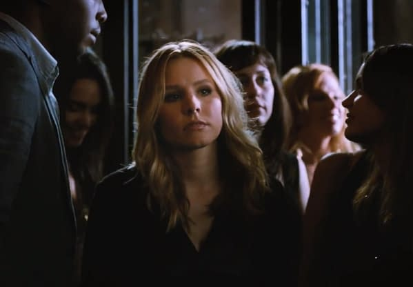 Veronica Mars Cast Reunites as First Table Read Takes Place