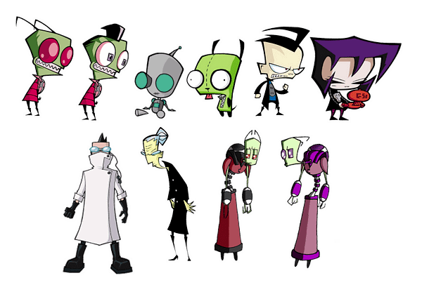 invader_zim_characters