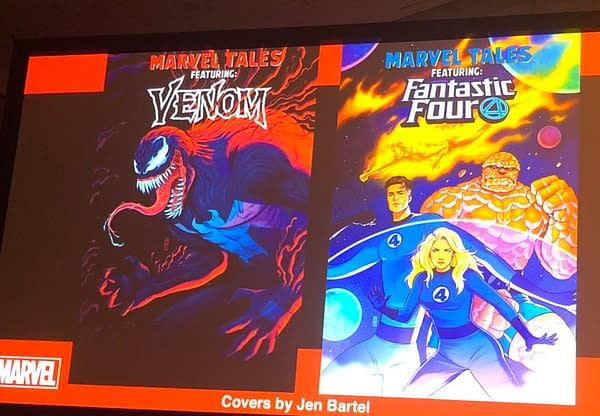 Marvel Comics Revives Marvel Tales for January with Jen Bartel Covers