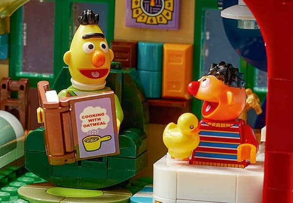 LEGO Shows Us How to Get to Sesame Street With Its Newest Reveal