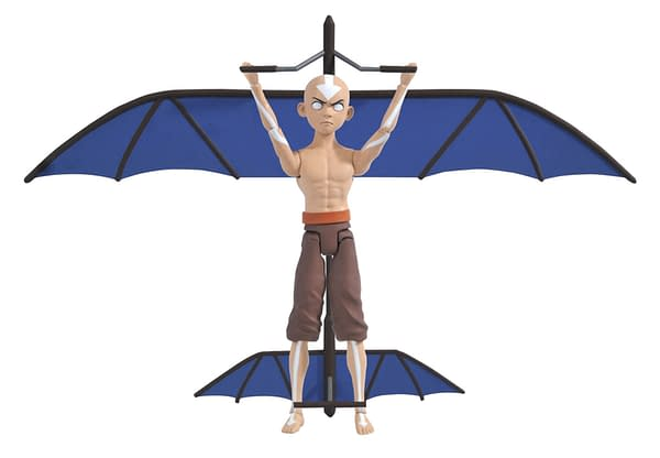 New Avatar The Last Airbender Figures Coming from Diamond Select